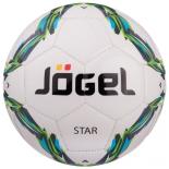 мяч футбольный Jogel JF-210 Star №4 (размер 4)