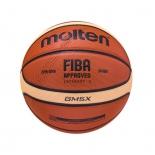 мяч баскетбольный Molten BGM5X №5, FIBA approved