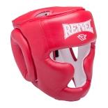 шлем боксерский Reyvel RV-301 (M) красный