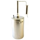 дистиллятор Первач Премиум-Классик 30 (охладитель с сухопарником)