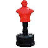 манекен боксерский DFC Adjustable Punch Man-Medium, красный