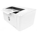 принтер лазерный ч/б HP LaserJet Pro M15w (настольный)