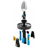 конструктор LEGO Ninjago 70634 Ния — Мастер Кружитцу (для мальчика)