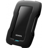 внешний жёсткий диск Adata AHD330-1TU31-CBK 1Tb, черный