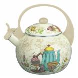 чайник для плиты Zeidan Z-4184 (2,5 л) со свистком