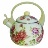 чайник для плиты Zeidan Z-4123 (2,5 л), со свистком