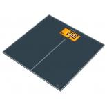 Весы напольные Beurer GS280 BMI, черные, купить за 1 475руб.