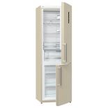 холодильник Gorenje NRK6192MC, бежевый