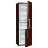 холодильник Gorenje NRK6192MCH, шоколад