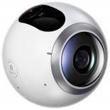 видеокамера Samsung Gear 360 SM-C200, белая