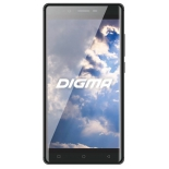 смартфон Digma Vox S502 3G, серый титан/серый