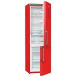 холодильник Gorenje NRK6192MRD, красный