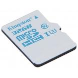 карта памяти Kingston SDCAC/32GB (90/45, с адаптером)