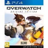 игра для PS4 Overwatch. Origins Edition