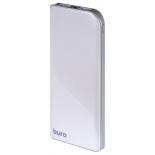 аксессуар для телефона Мобильный аккумулятор Buro RA-8000 (8000 mAh), серебристый