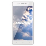 смартфон Digma Vox S502 3G, белый/серебристый