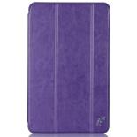 чехол для планшета G-Case Slim Premium для Samsung Galaxy Tab Е 9.6, фиолетовый