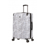 чемодан WENGER CASCADE, 69 л, белый с принтом