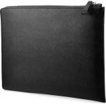 аксессуар для ноутбука Чехол HP Leather Sleeve Black (2VY61AA)