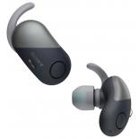 наушники Sony WF-SP700N, черные