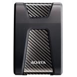внешний жёсткий диск HDD Adata DashDrive Durable HD650, 1Тб, черный