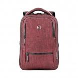 рюкзак городской WENGER 605024, 14'' (26 x 19 x 41 см, 14 л) бордовый