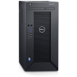 сервер Dell PowerEdge T30 (T30-AKHI-101T) черный