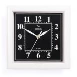 часы интерьерные Вега Классика (черный фон) Арабские, П 3-7-48 (настенные)