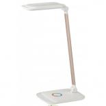 светильник настольный ЭРА NLED-460-14W-W-G белый