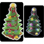 новогоднее украшение Торг-Хаус панно LED