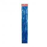новогоднее украшение Торг-Хаус Мишура Дождь (HC-C021 B) синий