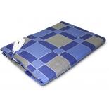 электрогрелка Инкор 78002 (50 х 145 см), синий/серый