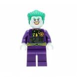 часы интерьерные Lego Супер Герои, Джокер (9007309) Будильник