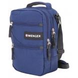 сумка WENGER 1826343004 5.5л, 22x9x29 см (Сумка-планшет) синяя