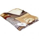 электроодеяло ИНКОР 78021 матрац/одеяло электрическое  (145см х 185 см) 2-х зонное