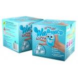 набор для научных экспериментов Набор Инновации для детей Юный Химик Жвачка для рук. Ледяная свежесть