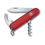 нож перочинный Victorinox Waiter 0.3303 (84 мм, 9 функций), красный
