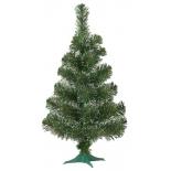 новогодняя елка Peneri София хвоинки с белыми кончиками 0.6