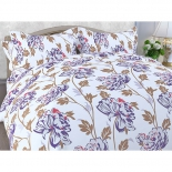 комплект постельного белья ЭГО бязь, 2-спальный, нав. 70х70*2, ЭБ-2014-02 Рондо