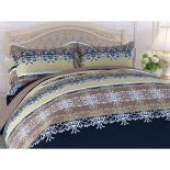 комплект постельного белья ЭГО бязь, 1,5-спальный, нав. 70х70*2, ЭБ-2010-01 Прелюдия