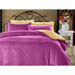 комплект постельного белья ЭГО полисатин, евро, нав. 70х70*2, Э-2081-03 Анжела