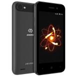 смартфон Digma Atom 3G Linx 512/4Gb, темно-серый