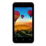 смартфон Digma Alfa 3G Linx 512/4Gb, черный