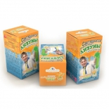 товар для детского творчества Набор Инновации для детей Юный химик Светящиеся лизуны