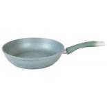 сковорода Kukmara СМФ241А алюминий  (24см) Фисташковый мрамор