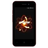 смартфон Digma Atom 3G Linx 512/4Gb, красный