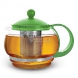 чайник заварочный Kelli KL-3084 (0,9л) зеленый