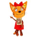 игрушка мягкая Мульти-Пульти Три кота Карамелька 16 см (в пакете)