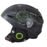 шлем горнолыжный Action PW-926, размер L58-61см