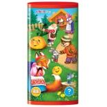 игрушка Смартфончик двусторонний Азбукварик Сказки для малышей (развивающая)